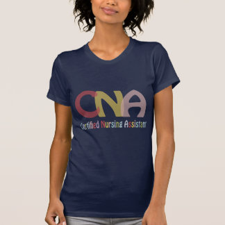 Zugelassener KANN die Pflege Assistent T-Shirt