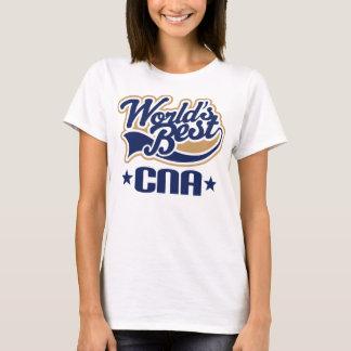 Zugelassenes KANN die Pflege behilfliches Geschenk T-Shirt