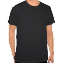 Zügelloses Silber des Einhorns T-Shirts