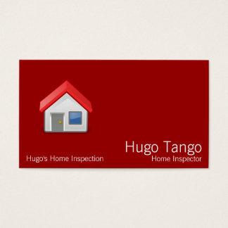 Zuhause/Haus/Tango Visitenkarten