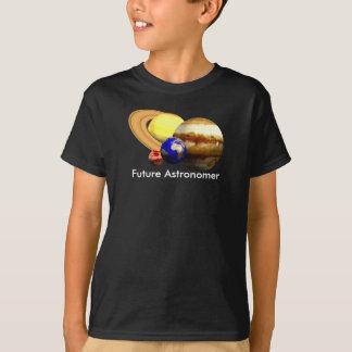 Zukünftiger Astronom T-Shirt
