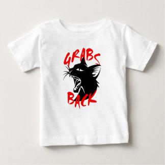 Zupacken-zurück Baby-Jersey-T - Shirt