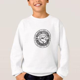 Zusammen kommen Gewerkschafts-Logo Sweatshirt