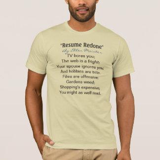 Zusammenfassung nochmals gemacht von Ellen Meister T-Shirt