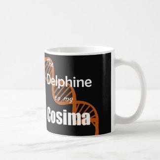 Zusammenpassende Cophine Tasse