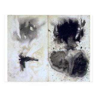 Zusammensetzung mit taches durch Victor Hugo Postkarte