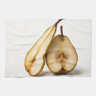 Zwei Birnenhälften - meine süße und perfekte Handtuch