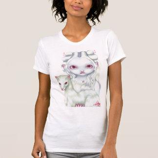 Zwei eines netten Frettchen Shirts
