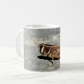 Zwei-Gestreifte Heuschrecken-Wanzen-Tasse Tasse
