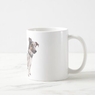 zwei niedliche kleine Hunde Tasse