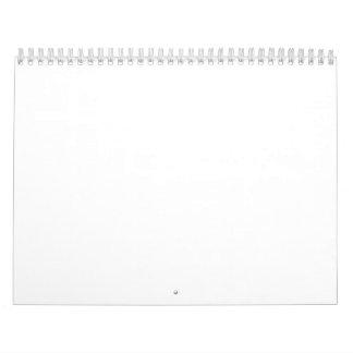 """Zwei Seiten-Kalender, Standard, 11"""" x17 """" Abreißkalender"""