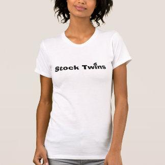 Zwillinge auf lager T-Shirt