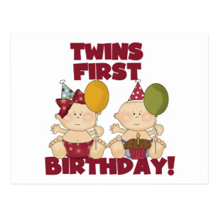 Gluckwunsche Zum 1 Geburtstag Zwillinge Hylen Maddawards Com